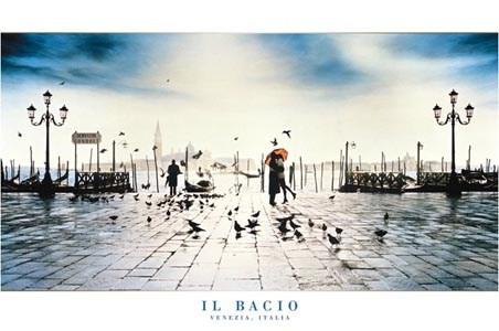 Il Bacio, Venezia, Italia - Venice, Italy
