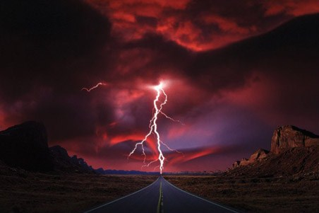 Lightning Strikes - Lightning Highway