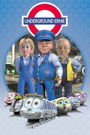Underground Ernie Character Collection - Underground Ernie