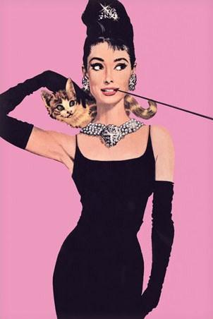 Pink Pussycat - Audrey Hepburn
