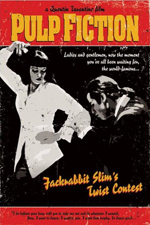 Jackrabbit Slim's Twist Contest - Pulp Fiction