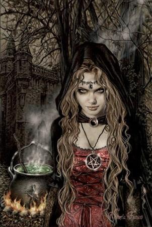 Cauldron - Victoria Frances