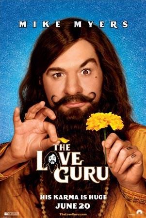 Mike Myers is Guru Pitka (His Karma is Huge) - The Love Guru