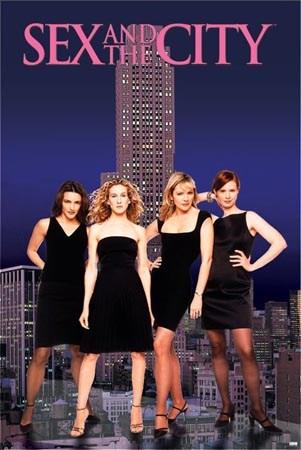Skyscraper - Sex and The City