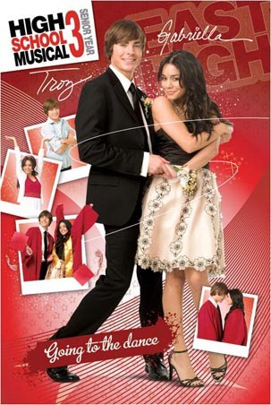 Troy & Gabriella - High School Musical 3
