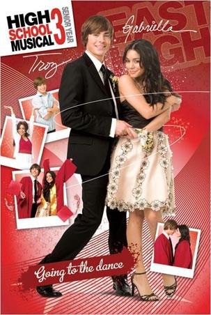 Troy & Gabriella - High School Musical 3