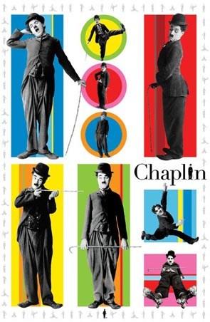 Funky Poses - Charlie Chaplin