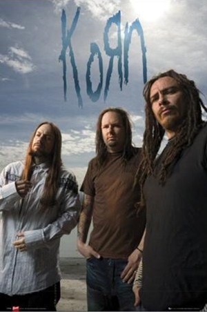 Korn - Nu Metal Members