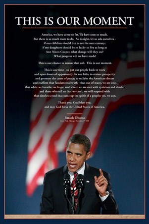 This Is Our Moment - Barack Obama