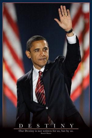 Destiny - Barack Obama