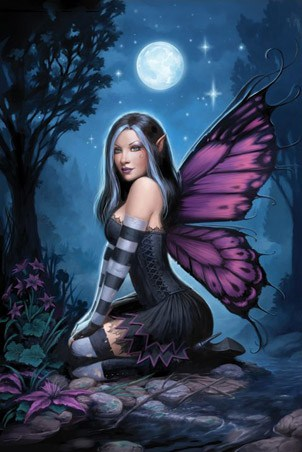 Night Fairy - James Ryman