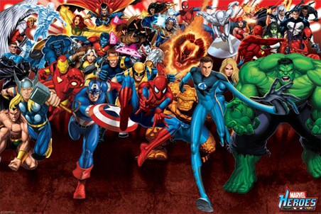 Attack! - Marvel Heroes