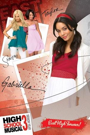 Gabriella & the Girls - HSM3