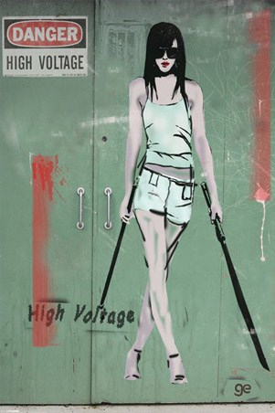High Voltage - GE Feng