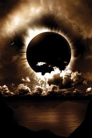 Celestial Alignment - Solar Eclipse