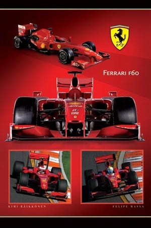 Formula One F60 - Ferrari