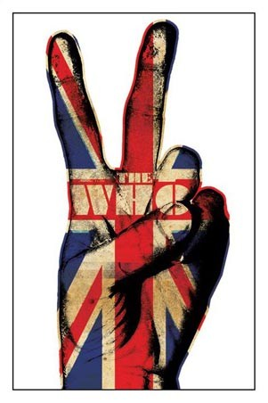 Union Jack Peace Sign - The Who