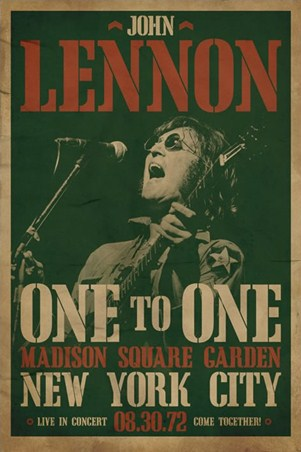 Live at Madison Square Garden - John Lennon