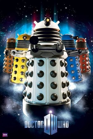 A New Generation of Daleks - Dr Who
