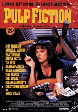 Uma in Awesome 3D - Pulp Fiction