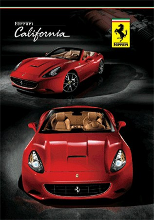 California Supercar - Ferrari