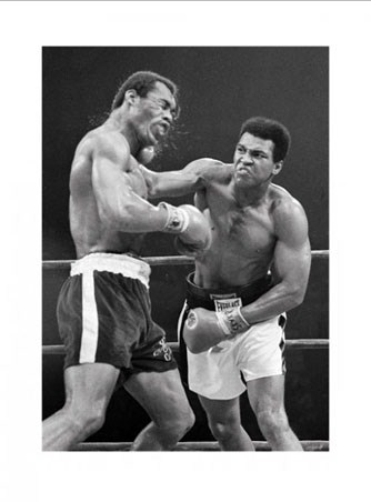 Ali vs Norton - Muhammad Ali