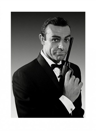 Sean Connery is James Bond - James Bond - 007