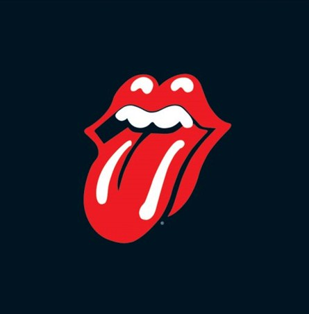 Iconic Tongue Logo - The Rolling Stones