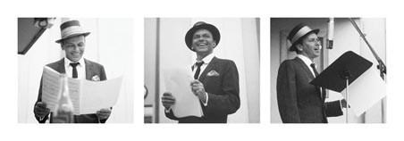 Studio Triptych - Frank Sinatra