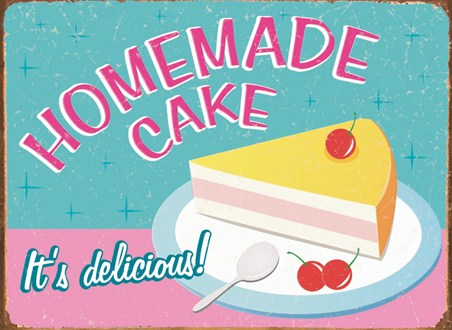 It's Delicious! - Homemade Cakes