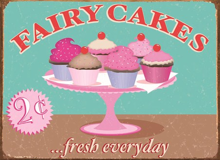 Fresh Everyday - Fairy Cakes