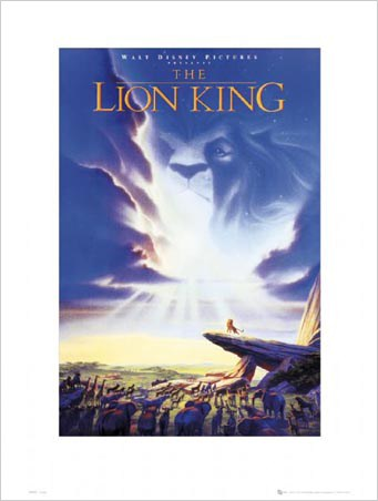 The Lion King Original Movie Score - Walt Disney's The Lion King