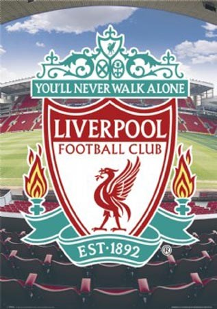 Liverpool Football Club Crest - Liverpool Football Club