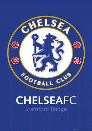 Chelsea FC Club Football Badge - Chelsea Football Club