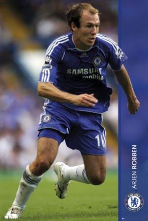Arjen Robben - Chelsea Football Club