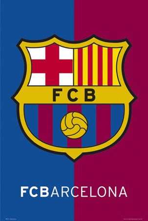Barcelona Football Club Badge - FC Barcelona