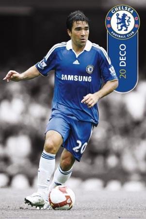 Deco - Chelsea Midfielder