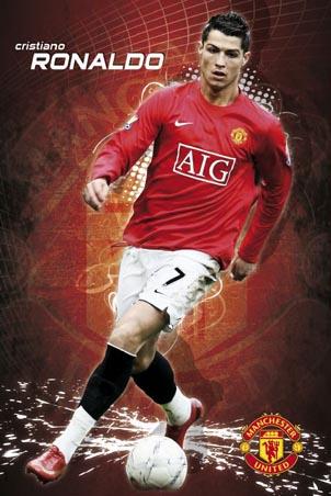 Cristiano Ronaldo - Manchester Utd