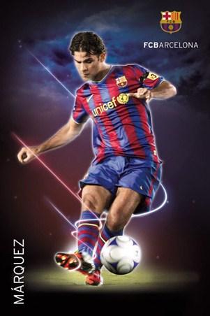 Rafael Marquez Alvarez - Barcelona FC