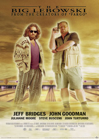 The Coen Brothers Big Lebowski - The Big Lebowski