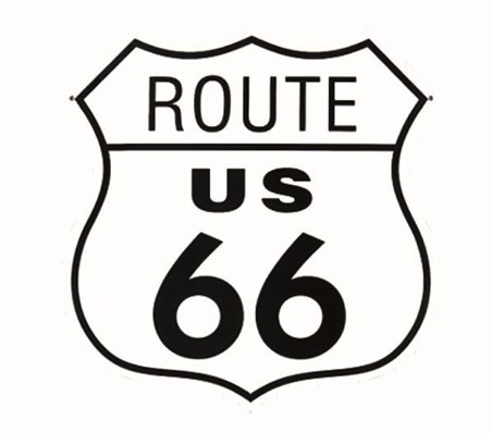 Shield - Route 66