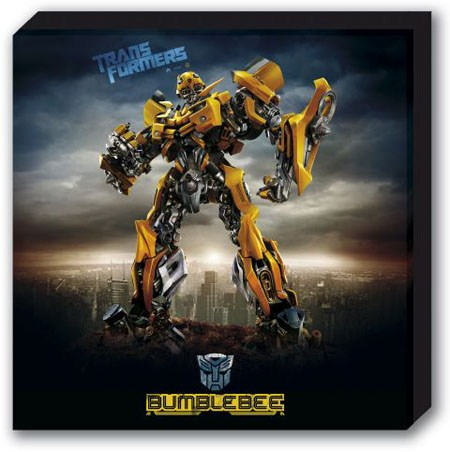 Bumblebee - The Transformers Movie Value Canvas