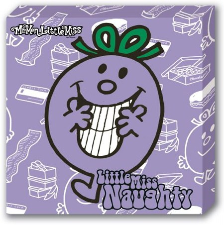 Little Miss Naughty - Mr Men And Little Miss