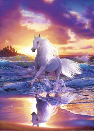 Free Spirit by Christian Riese Lassen - 4 Sheet Wall Mural