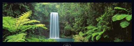 Millaa Millaa Falls, Queensland - Northeast Australian Waterfall  by Peter Lik