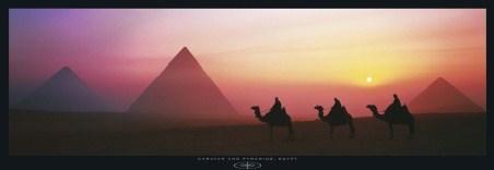 The Great Pyramids, El Giza, Egypt - Shashin Koubou and Prisma Studios