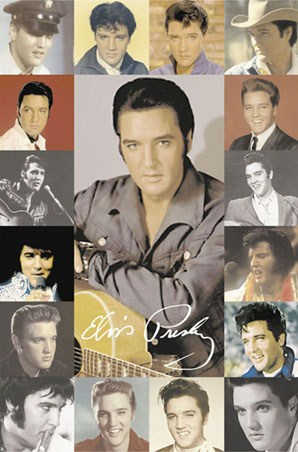 Elvis Composite - Elvis Presley