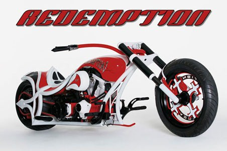 The Redemption Bike - By Todd Latimer