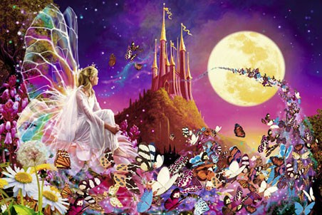 Fairy Dreams - By Steve Read