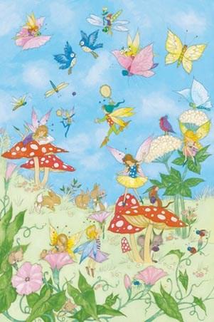Fairy Dreams - Annabel Spenceley